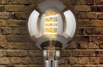 таблица мощностей лампочек